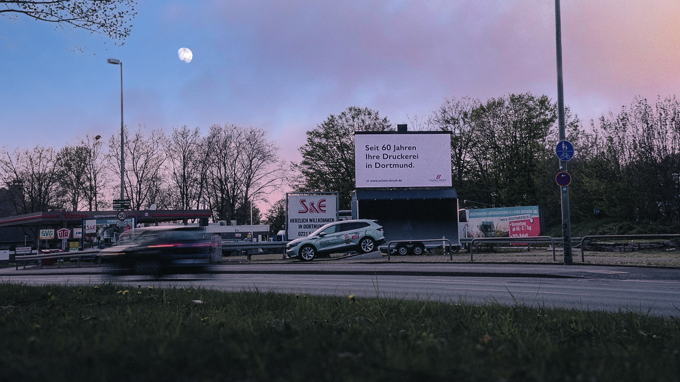 Scholz-Druck Dortmund B1 Druckerei